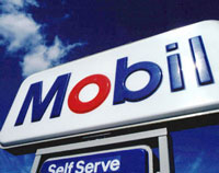 Mobil Oil Exploratory Drilling