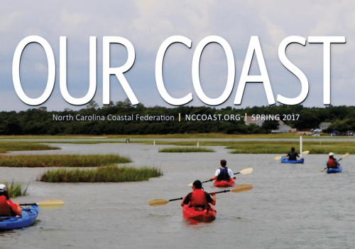 NCCF-OurCoast-Spring-2017 cover