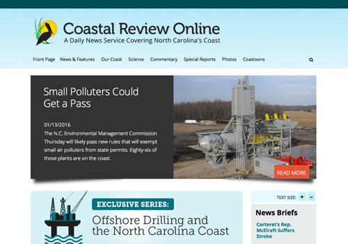 Coastal Review Online