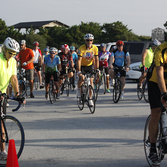 Cycling for the Coast 2014 Celebration