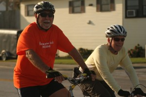 Cycling for the Coast Celebration