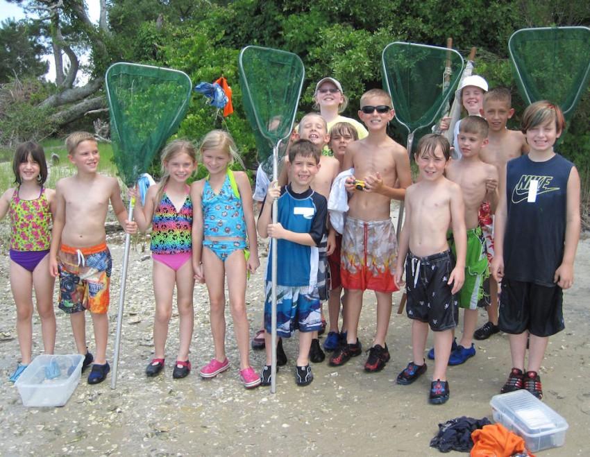 Jones Island Day Camp