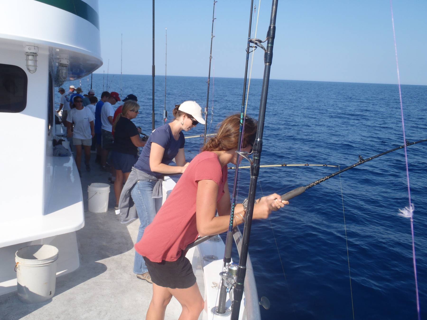 Miss Hatteras Offshore Fishing Trip And Research With N C
