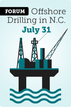 Shaping Our Economic Future: Offshore Oil Drilling in N.C.