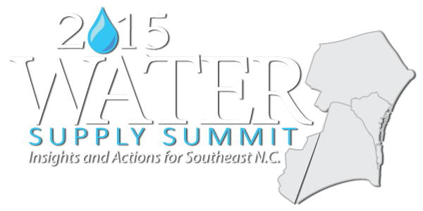 2015 Water Supply Summit: Insights & Actions for Southeast North Carolina