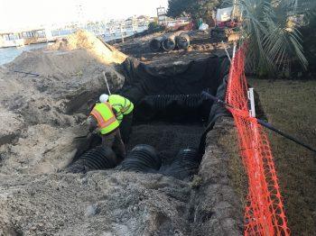 Wrightsville Beach Stormwater Runoff Projects Win Regional