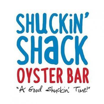 Shuckin' Shack Oyster Bar Partner Logo